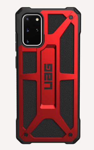 UAG Monarch Series Samsung Galaxy S20 Plus [6.7-Inch] Case - Crimson