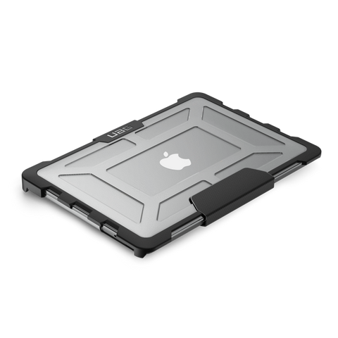 """UAG Plasma Series Macbook Pro 13"""" with/without Touch Bar (4th Gen) - Ice/Black"""