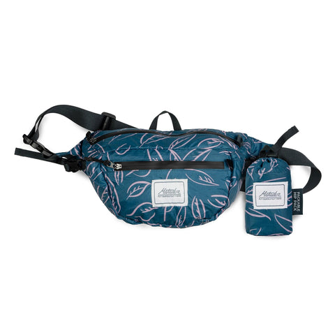 Matador Hip Pack - Leaf Pattern