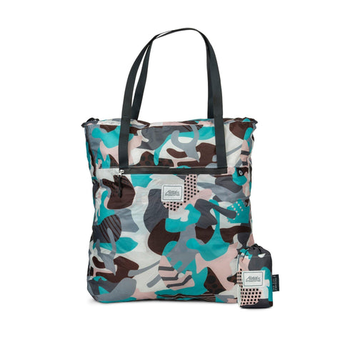 Matador Transit Tote Packable Bag - Pop Pattern