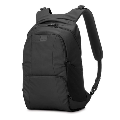 Pacsafe Metrosafe LS450 Anti-Theft 25L Backpack - Black