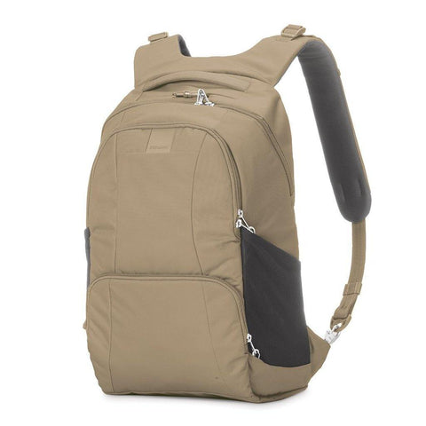 Pacsafe Metrosafe LS450 Anti-Theft 25L Backpack - Sandstone