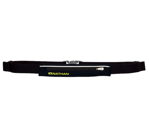 Nathan Mirage Pak Adjustable Belt black - Black