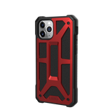 UAG Monarch Series iPhone 11 Pro Case - Crimson