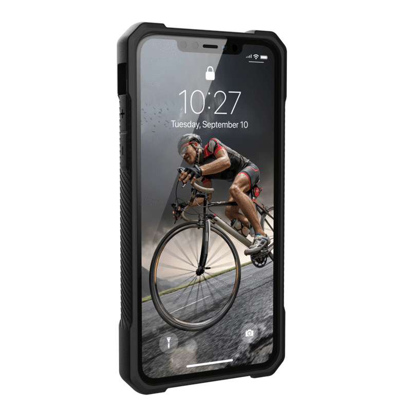 UAG Monarch Series iPhone 11 Pro Max Case - Carbon Fiber - Oribags.com