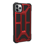 UAG Monarch Series iPhone 11 Pro Max Case - Crimson