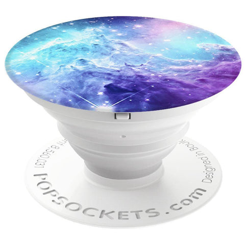 Popsockets Expanding Stand & Grip for Smartphones / Tablets - Monkeyhead Galaxy