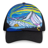 SUNDAY AFTERNOONS Artist Series Trucker Cap - Northern Lights