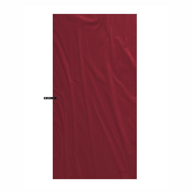 Matador NanoDry Shower Towel (Large) - Red - Oribags.com