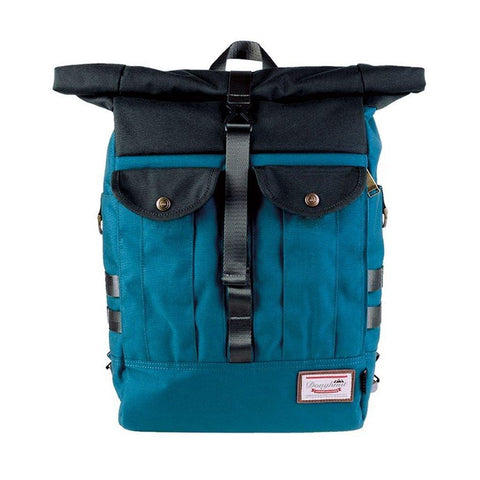 (Clearance) Doughnut Neith Backpack - Denim/Charcoal
