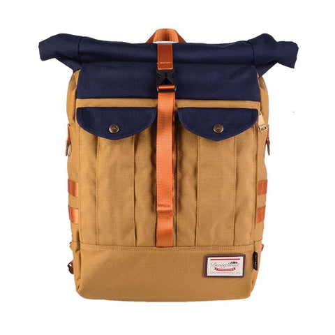 Doughnut Neith Backpack - Khaki/Navy