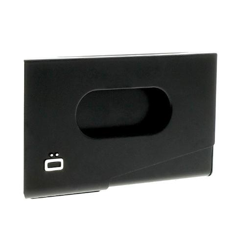 Ogon One Touch Business Card Holder - Black
