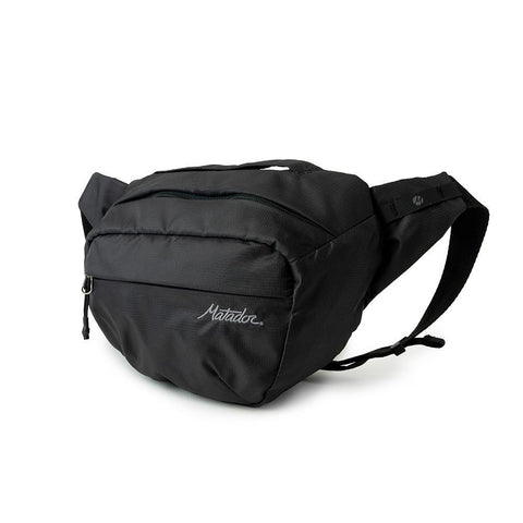 Matador On-Grid Packable Hip Pack - Charcoal