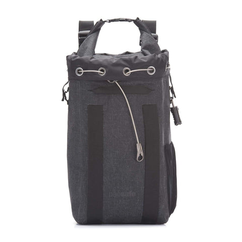 Pacsafe Dry 15L Anti-Theft Portable Safe - Charcoal