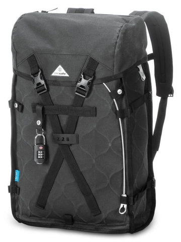 PACSAFE Ultimatesafe Z28 Anti-Theft Backpack - Charcoal