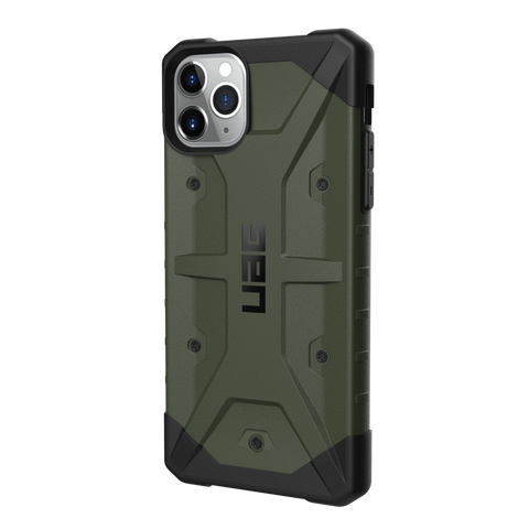 UAG Pathfinder Series iPhone 11 Pro Max Case - Olive Drab