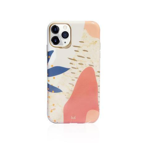 (Promo) Monocozzi Pattern Lab|Soft TPU Bumper Cover for iPhone 11 Pro - Floral
