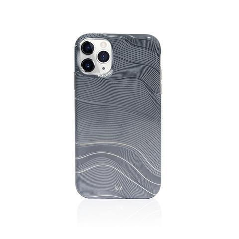 (Clearance) Monocozzi Pattern Lab|Soft TPU Bumper Cover for iPhone 11 Pro - Gradation - Oribags.com