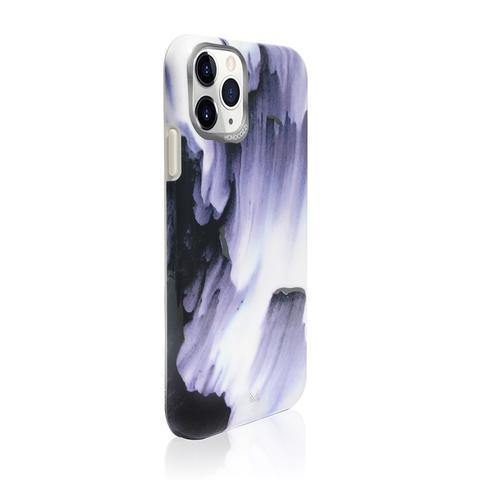 (Promo) Monocozzi Pattern Lab|Soft TPU Bumper Cover for iPhone 11 Pro Max - Watery