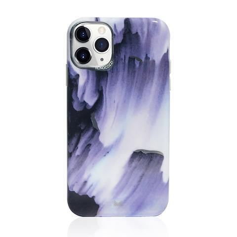 (Clearance) Monocozzi Pattern Lab|Soft TPU Bumper Cover for iPhone 11 Pro Max - Watery - Oribags.com