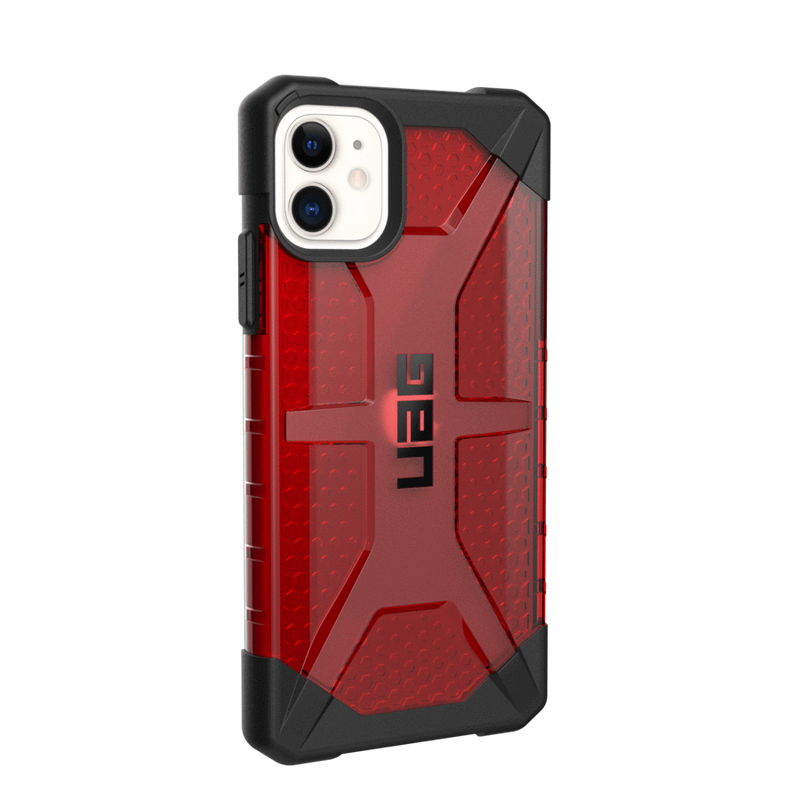 UAG Plasma Series iPhone 11 Case - Magma - Oribags.com