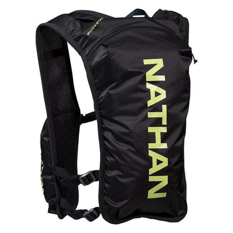Nathan Quickstart 4 Liter Race Pack - Black