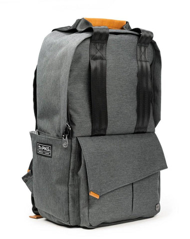 PKG Rosseau Mid tote / backpack 19L - Dark Grey