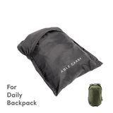 Able Carry Rain Cover For Daily Backpack - Charcoal