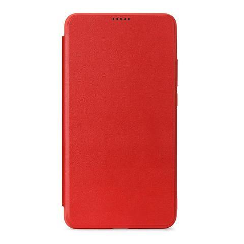 Meleovo Napa Flip Case for Huawei Mate 10 - Red