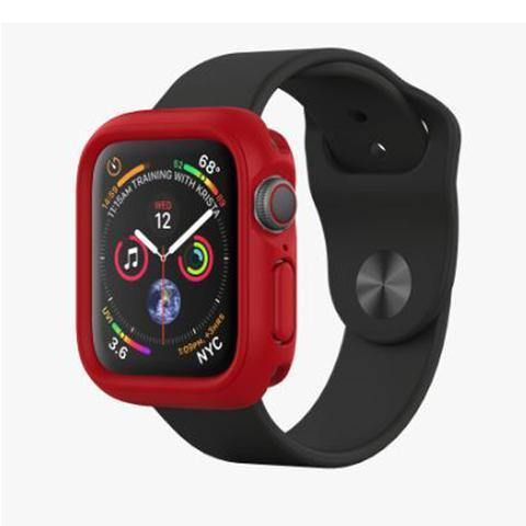 Rhinoshield CrashGuard NX for Apple Watch Series 4  (44mm) - Red
