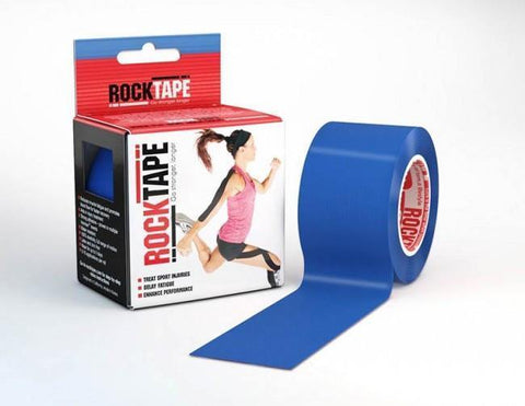Rocktape Active-Recovery Series (W5cm x L5m) - Navy Blue