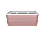 BentoStack Accessories Travel Case & Workspace Organizer for Apple Accessories - Rose Gold