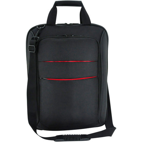 Bagman S06-019CON-01 Vertical Laptop Carrier Bag - Black - Oribags Sdn Bhd
