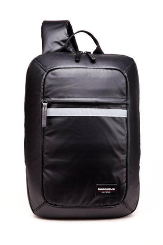 "Boomwave Light Series 14"" Splashproof Laptop Sling Bag LS05 - Black"