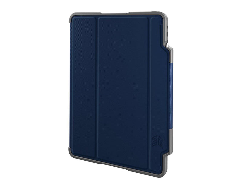 "STM Dux Plus iPad Pro 11"" (2018) With Apple Pencil Storage - Midnight Blue - Oribags.com"