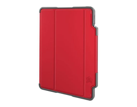 "STM Dux Plus iPad Pro 11"" (2018) With Apple Pencil Storage - Red"