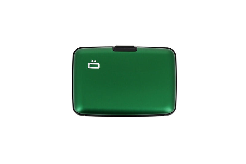 Ogon Stockholm Card Case RFID Safe - Green