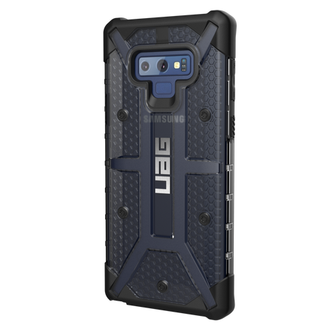 UAG Plasma Series Galaxy Note 9 Case - Ash