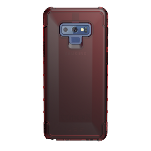 UAG Plyo Series Galaxy Note 9 Case - Crimson