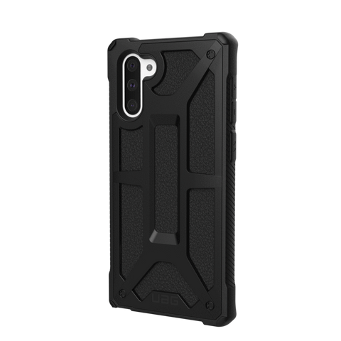 (Clearance) UAG Monarch Series Galaxy Note 10 Case - Black