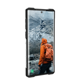 (Clearance) UAG Plasma Series Galaxy Note 10 Case - Ice