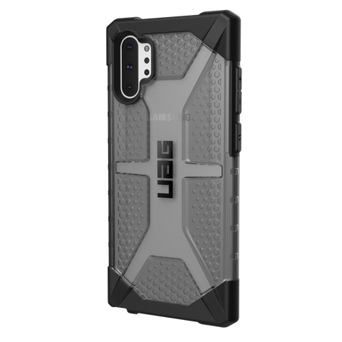 UAG Plasma Series Galaxy Note 10+ Case - Ash