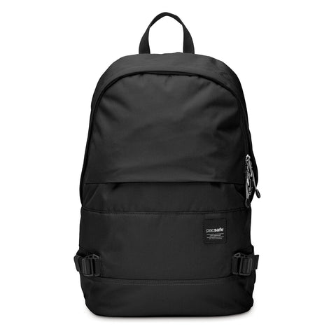 Pacsafe Slingsafe LX400 Anti-Theft Backpack - Black - oribags2