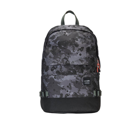 Pacsafe Slingsafe LX400 Anti-Theft Backpack - Grey Camo