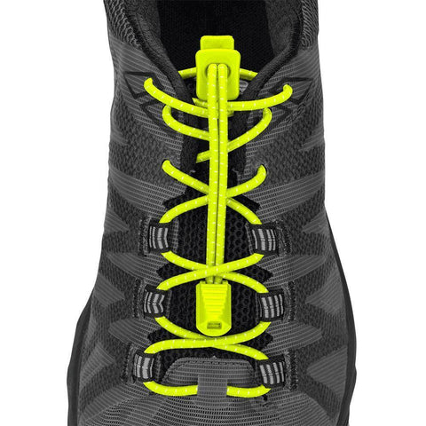 Nathan Run Laces - Sour Green Apple