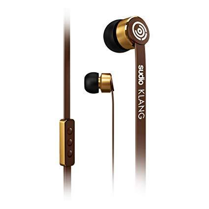 (Clearance) Sudio Klang In Ear Headphone - Brown