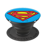 Popsockets Expanding Stand & Grip for Smartphones / Tablets - Superman Icon