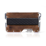 Dango Products T01 Tactical Wallet - Rawhide / Raw