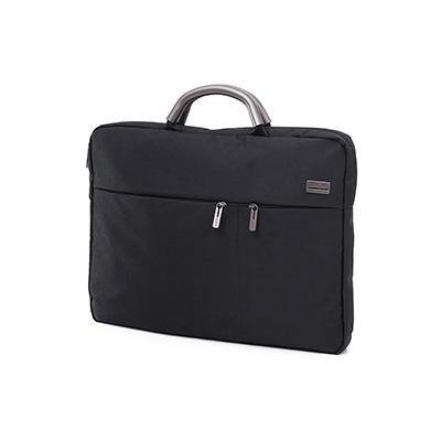 (Clearance) Lexon Premium Simple Document Bag - Black