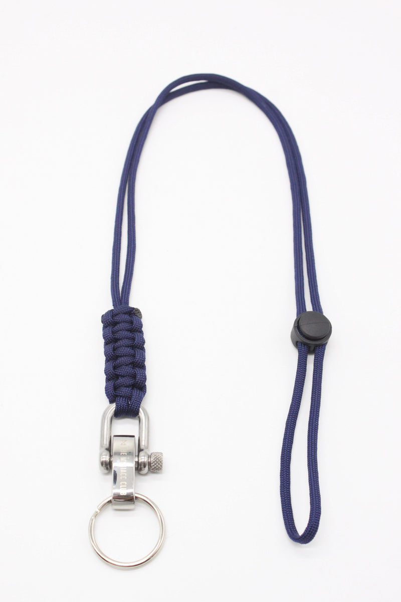 The Meniacc Lanyard - Navy - Oribags.com